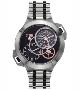 DUALTEC BLACK - Storm watch reference ST47157/BK