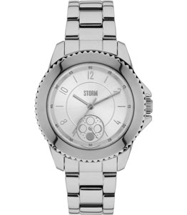 ZIRONA SILVER - Storm watch reference ST47253/S