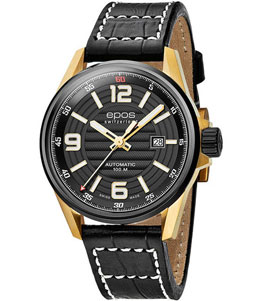 Sportive - EPOS MEN WATCHES 3425.131.45.55.24