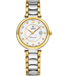 Diamond Limited Edition Lady - CO188.03 ساعت-زنانه-کاور
