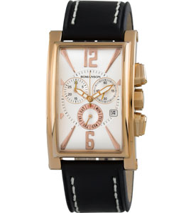 ADEL - ROMANSON MEN WATCH TL8901HM1RAS6R