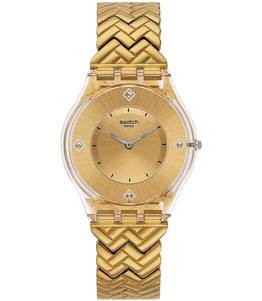 GOLDEN STREET - SWATCH SFE106G