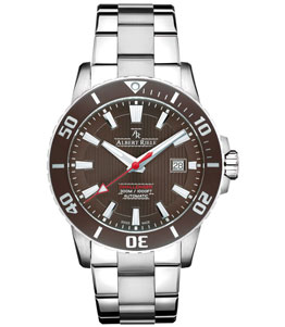 CHALLENGER - ALBERTRIELE MEN WATCH 232GA04-SS88I-SS