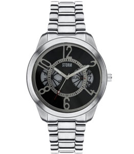 ZENDRON BLACK - Storm watch reference ST47200/BK
