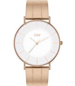 MORENO ROSE GOLD - Storm watch reference ST47362/RG